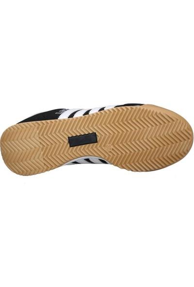 Liger 3217 Siyah-Beyaz Sneakers
