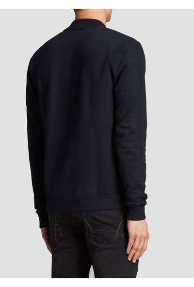 All Saints Erkek Roven Bomber Sweatshirt MD147K U005348