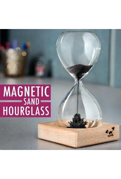 Hediye Filesi Mıknatıslı Manyetik Kum Saati Hediye Kum Saati Hediyelik