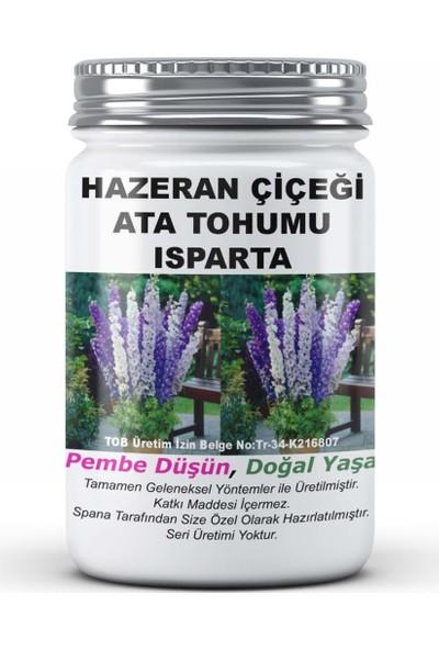 Spana Hezaren Çiçeği Ata Tohumu Isparta Ev Yapımı Katkısız 25GR