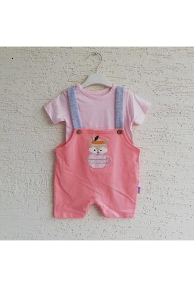 Happy Baby Kız Bebe Tulum