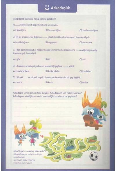 Düşyeri Yayınları - Evrensel Değerler Seti - 6 Kitap