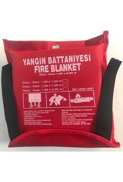 Kalant Yangın Battaniyesi 1.50X2.00 M