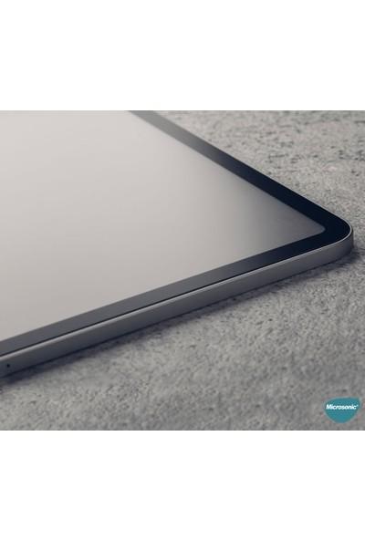 "Microsonic Samsung Galaxy Tab A7 10.4"" T500 Tam Kaplayan Ekran Koruyucu Siyah"