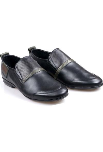 James Franco 812 %100 Hakiki Deri Loafer Erkek Babet Ayakkabı