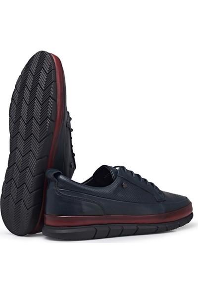 James Franco 6023 %100 Hakiki Deri Casual Erkek Ayakkabı