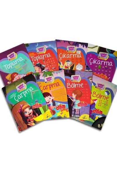 Çocuk Gezegeni Matematik Öğreniyorum 8 Kitap 192 Sayfa