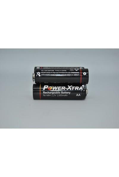 Power-Xtra 4.8 V 1300 Mah Şarjlı Matkap Vidalama Pili