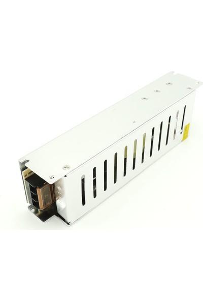 Sunlight Şerit LED Trafo 12V Adaptör Driver 16,5 Amper 200 Watt
