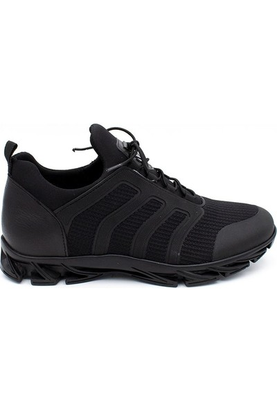 Scootland Siyah Erkek Spor Ayakkabı