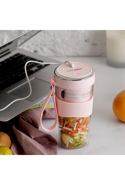 Cookplus Taşınabilir Şarjlı Blender