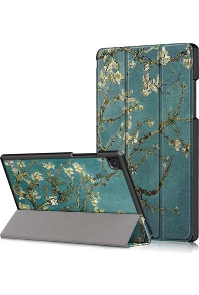 """Generic Pu Deri Tablet Kılıfı Samsung Galaxy Tab A7 2020 SM-T500 / T505 / T507 10.4"""" (Yurt Dışından)"""