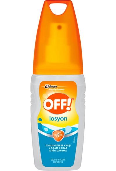 Off Sinekkovar Losyon 100 ml