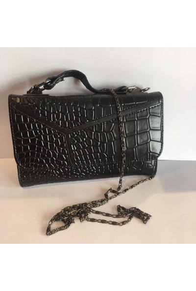 Vera Kadın El Tutmalı Cüzdan Çanta