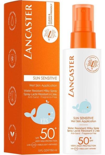 Lancaster Sun Sensitive Çocuk Milky Spray Spf 50 150 ml