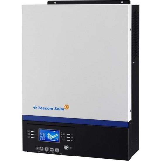 Tescom 48V 5000W 450VDC Mppt Akıllı Inverter