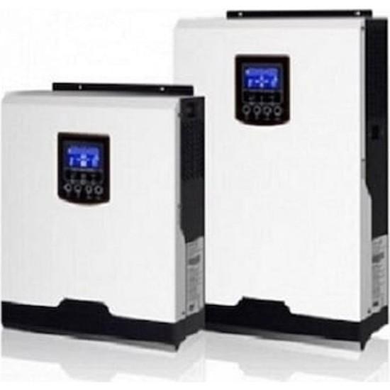 Tescom 1kva 12V 1000W 40A Mppt Tam Sinüs Akıllı Invertör