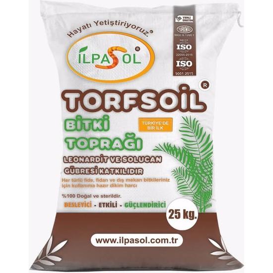 Ilpasol Torfsoil Saksı ve Çiçek Toprağı 25 kg