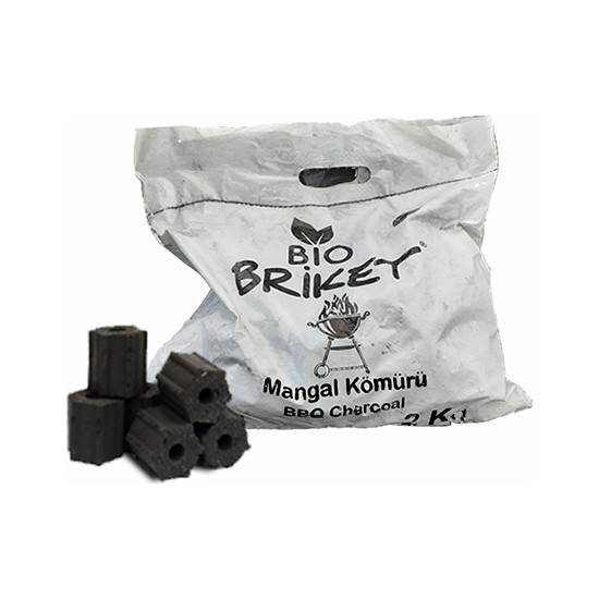 Bio Briket Piknik Mangal Kömürü 2 kg