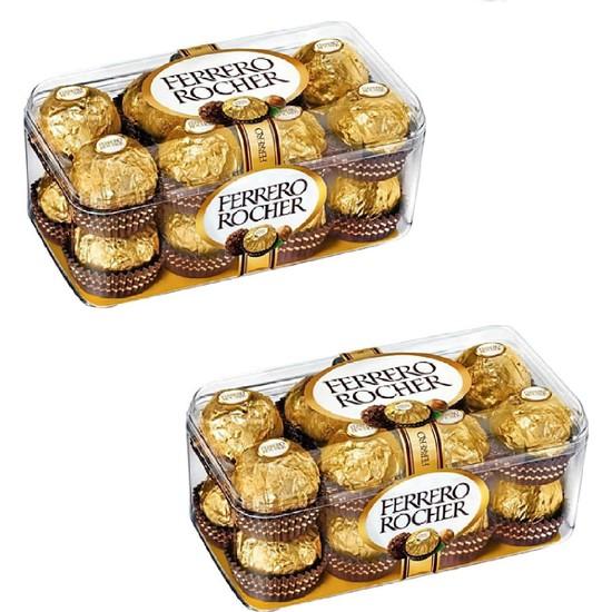 Ferrero Rocher 200 gr 2'li