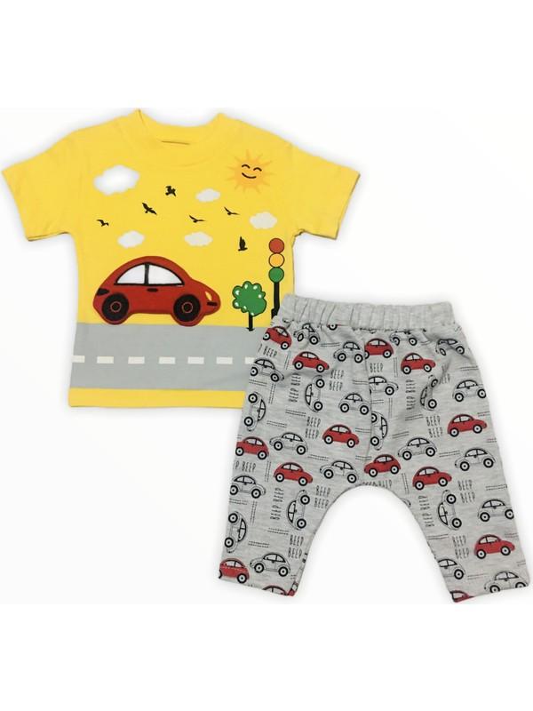 Minigo Mobil Arabalı Bebek Takım