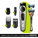 Braun Bt 5265 Saç Sakal Şekillendirici + Gillette