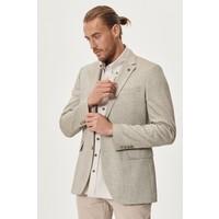 Altınyıldız Classics Regular Fit Bol Kesim Desenli Ceket