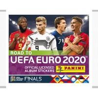 Panini Fifa Road To Euro 2020 Çıkartma Stickers