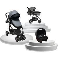 Joell Truva Travel Sistem Bebek Arabası - Gri