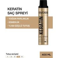 Syoss Keratin Saç Spreyi 400 ml