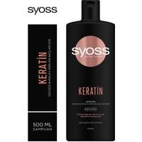 Syoss Şampuan Keratin Mükemmeliği 500 ML