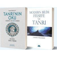 Tanrı'nın Oku (Kalemzade Cengiz Yardım) & Modern Bilim Felsefe ve Tanrı (Caner Taslaman) 2 Kitap Set