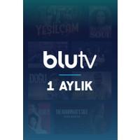 BluTV 1 Aylık Dijital Abonelik Kodu / E-pin