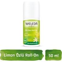 Weleda Limon Özlü Doğal Roll-On Deodorant 50 ml
