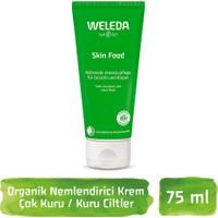 Weleda Skin Food Nemlendirici ve Besleyici Organik Bakım Kremi 75ml - Çok Kuru ve Kuru Ciltler için