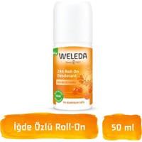 Weleda Yabani Iğde Özlü Doğal Roll-On Deodorant 50 ml