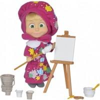 Maşa İle Koca Ayı 2047 Maşa Ressam 12 cm