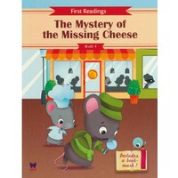 The Mystery Of The Missing Cheese Level 1-First Readings