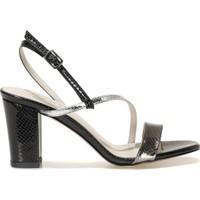 Inci Cannes.z 1fx Siyah Kadın Topuklu Sandalet