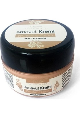 Three Brand 50ML Arnavut Aklık Kremi 3 Adet +Foot Care Cream Cooling Peppermint 50 ml Ayak Bakım Kremi Nane Ferahlığıvekokusu 3 Adet