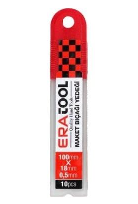 Eratool Liber Pazarlama Maket Bıçağı Yedeği 18 mm