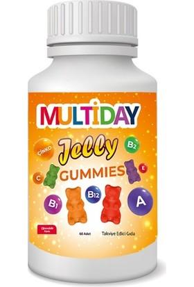 Bultiday Multivitamin Jelly 100 Adet