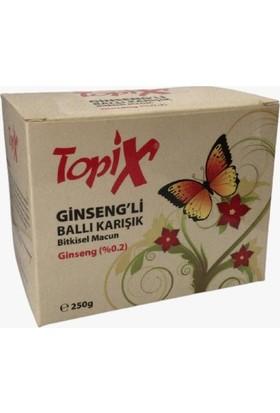 Topix Ginsengli Ballı Karışık Bitkisel Macun