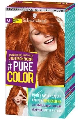 Pure Color 7-7 Tarçınlı Kek x 2 Adet