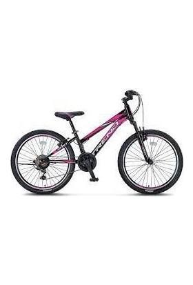 Ümit Bisiklet Ümit 2621 Trend 26 Jant Bayan Dağ Bisikleti 2021 Siyah- Siyah Pembe