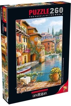 Anatolian Kanalda Kahve - 260 Parça Puzzle