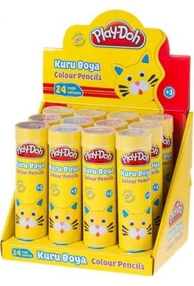 Play-Doh Kuruboya Tüp 24 Renk Play-Ku007