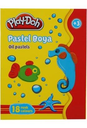 Play-Doh Pastel Boya 18 Renk Pa003
