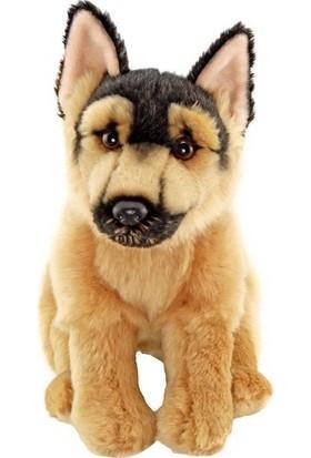 Animals Of The World Floppy Alman Shepherd Peluş Oyuncak 28 cm