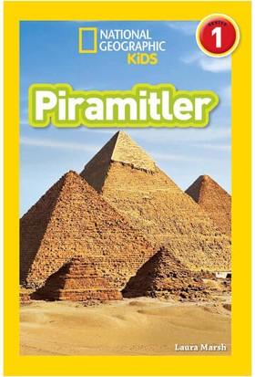 National Geographic Kids Piramitler - Laura Marsh